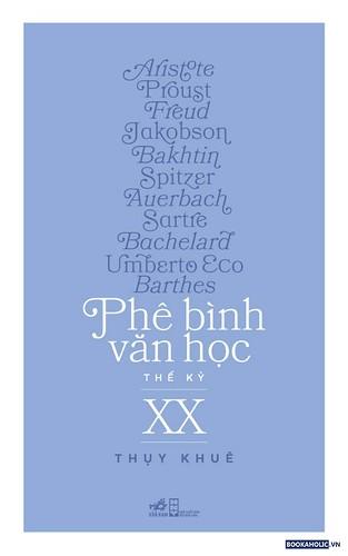 phe binh van hoc the ky xx