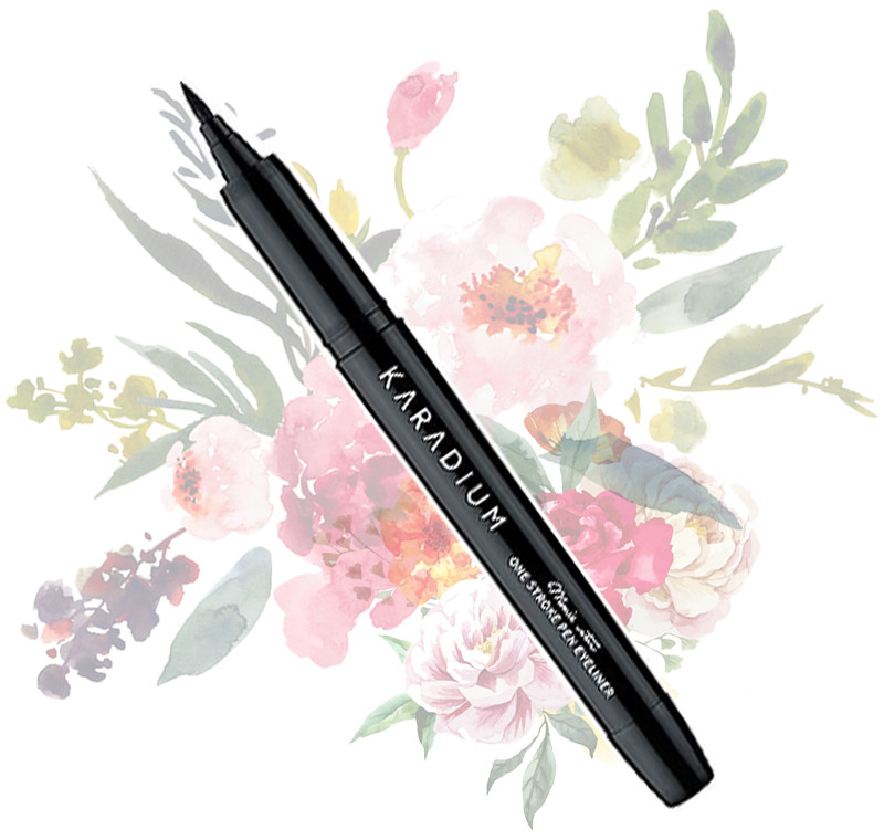 Karadium One Stroke Pen Eyeliner