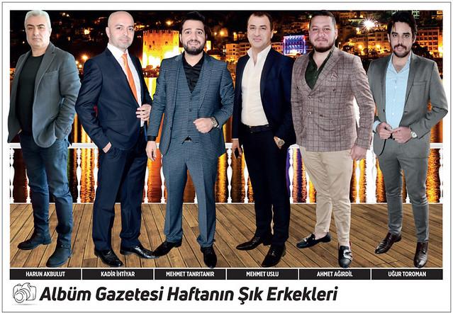 Harun Akbulut, Kadir İhtiyar, Mehmet Tanrıtanır, Mehmet Uslu, Ahmet Ağırdil, Uğur Toraman