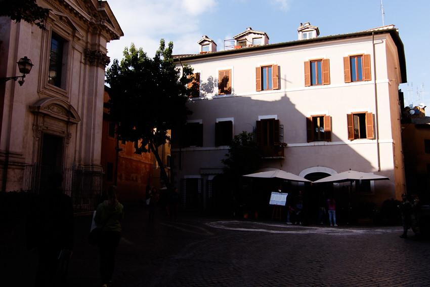Trastevere Rome Italy November travelling-1736