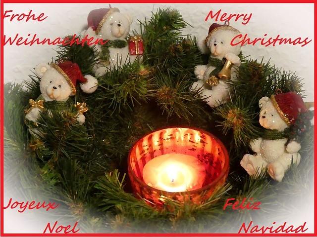 wünsche ich allen meinen Flickr Freunden auf der ganzen Welt