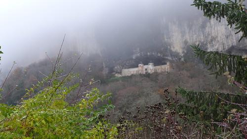Chartreuse-forteresse de Pierre-Châtel, fort-cellier