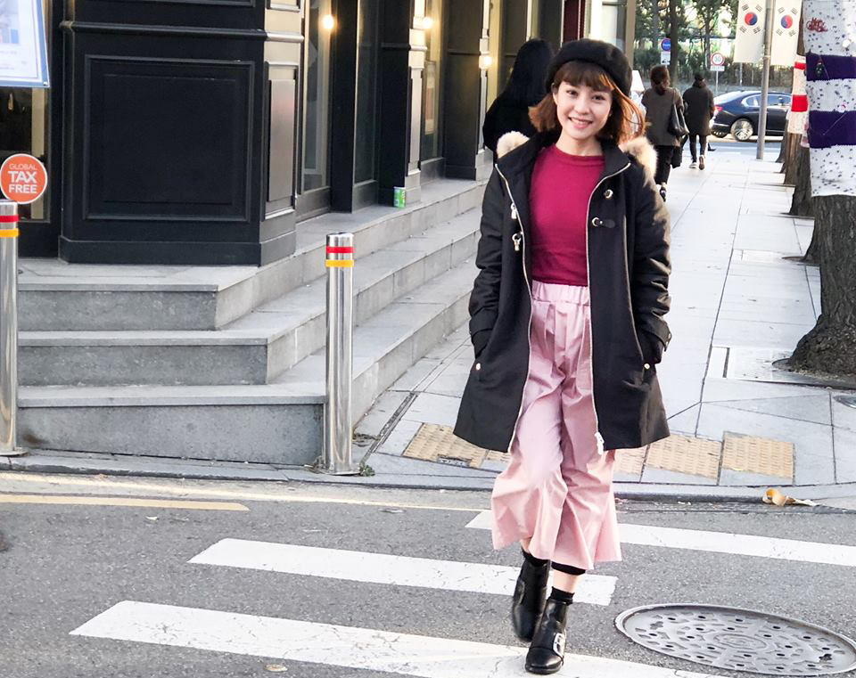 Winter Outfit Styling Guide Seoul OOTD Korea Xinyi Cyndi Soh