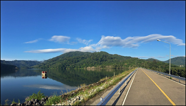 Bang Wad Reservoir in Phuket