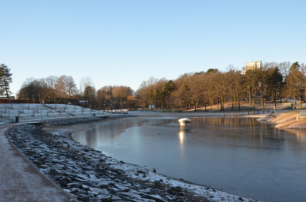 Boulogner i januari
