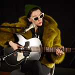 Mon, 04/12/2017 - 11:35pm - St. Vincent Live in Studio A 12.5.17 Photographer: Gus Philippas