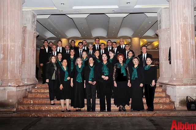 Neşe-i Muhabbet Türk Sanat Müziği Korosu AKM Konser -2