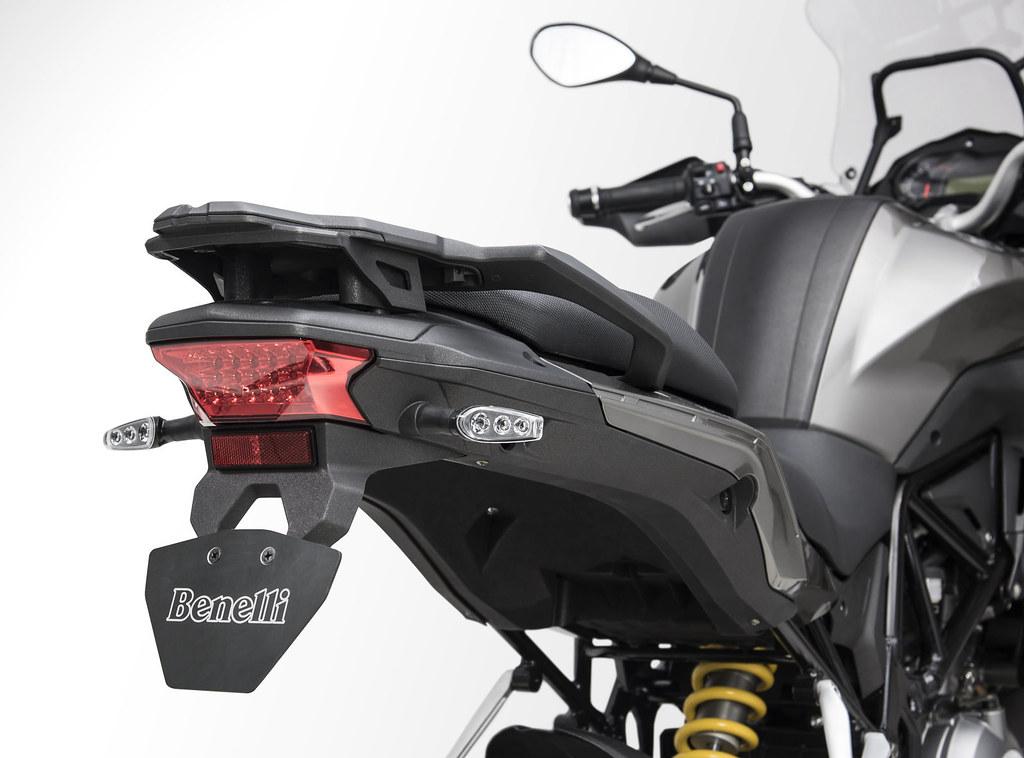 Benelli 502 TRK 2017 - 5