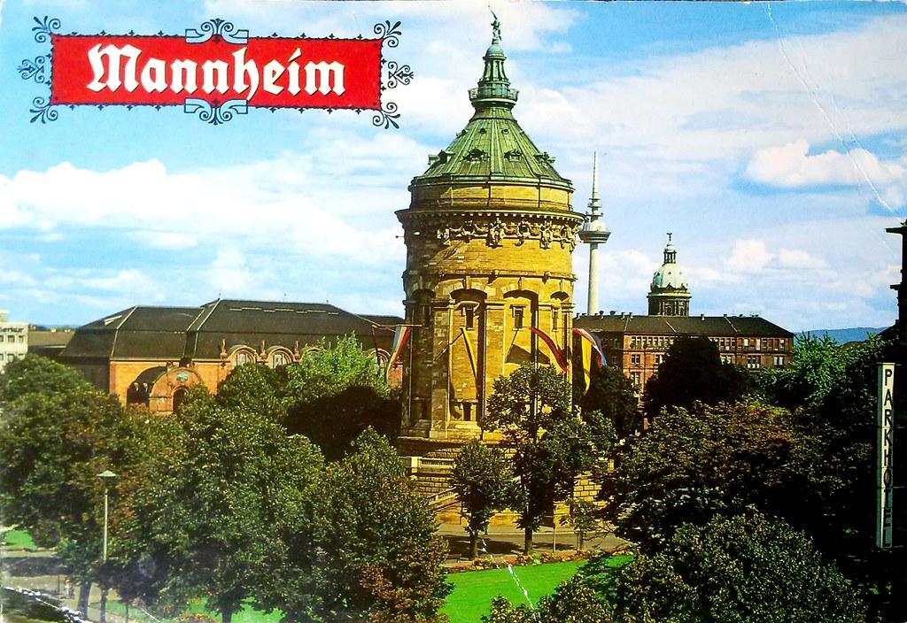 Mannheim dates