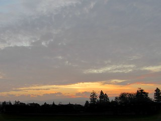 Sunset 12/31/17
