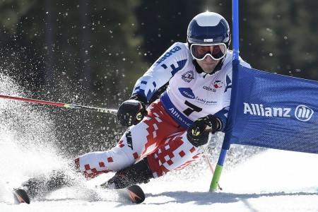 Vyhlášení vítězů soutěže o lyžařské hole Leki