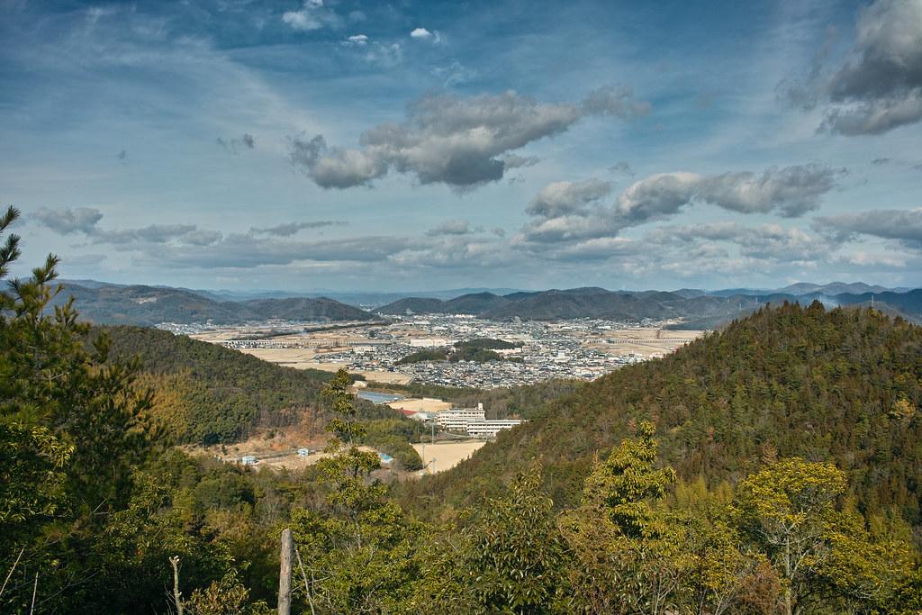 新庄山展望台からの眺め #2