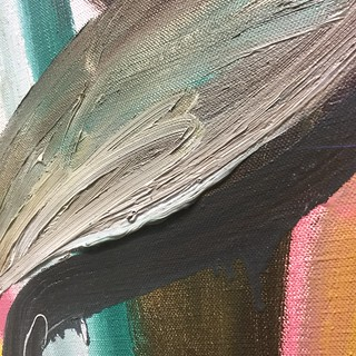 Picasso close-up