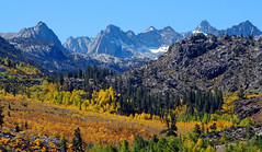Sierra Nevada Autumn, Bishop Creek, CA 9-17