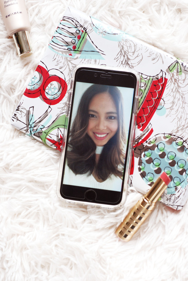 beauty tips to get ready for holiday pictures