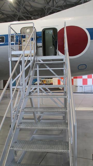 あいち航空ミュージアム YS-11 52-1152 IMG_0987