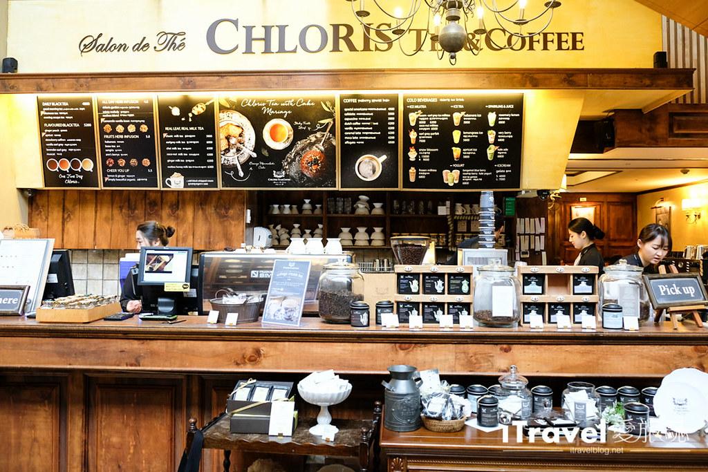 首尔美食餐厅 Chloris Tea & Coffee (9)