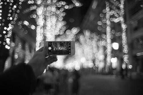 Marunouchi Naka-Dori Street illumination