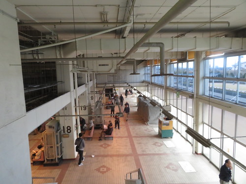 金沢競馬場の配管