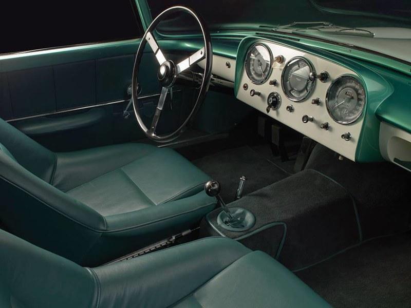 Aston Martin DB2слэш4 Mk II Supersonic – 1956
