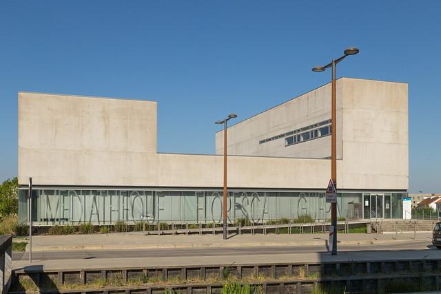 Médiathèque Floresca Guépin, Nantes