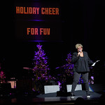 Fri, 15/12/2017 - 9:03am - WFUV Public Radio's 13th annual fundraiser, December 15, 2017 at the Beacon Theatre in New York City, with Aimee Mann, Randy Newman, Jeff Tweedy and Lo Moon. Photo by Gus Philippas.