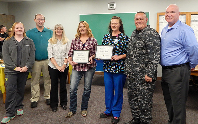 Missouri nurses receive Lifesaver Award