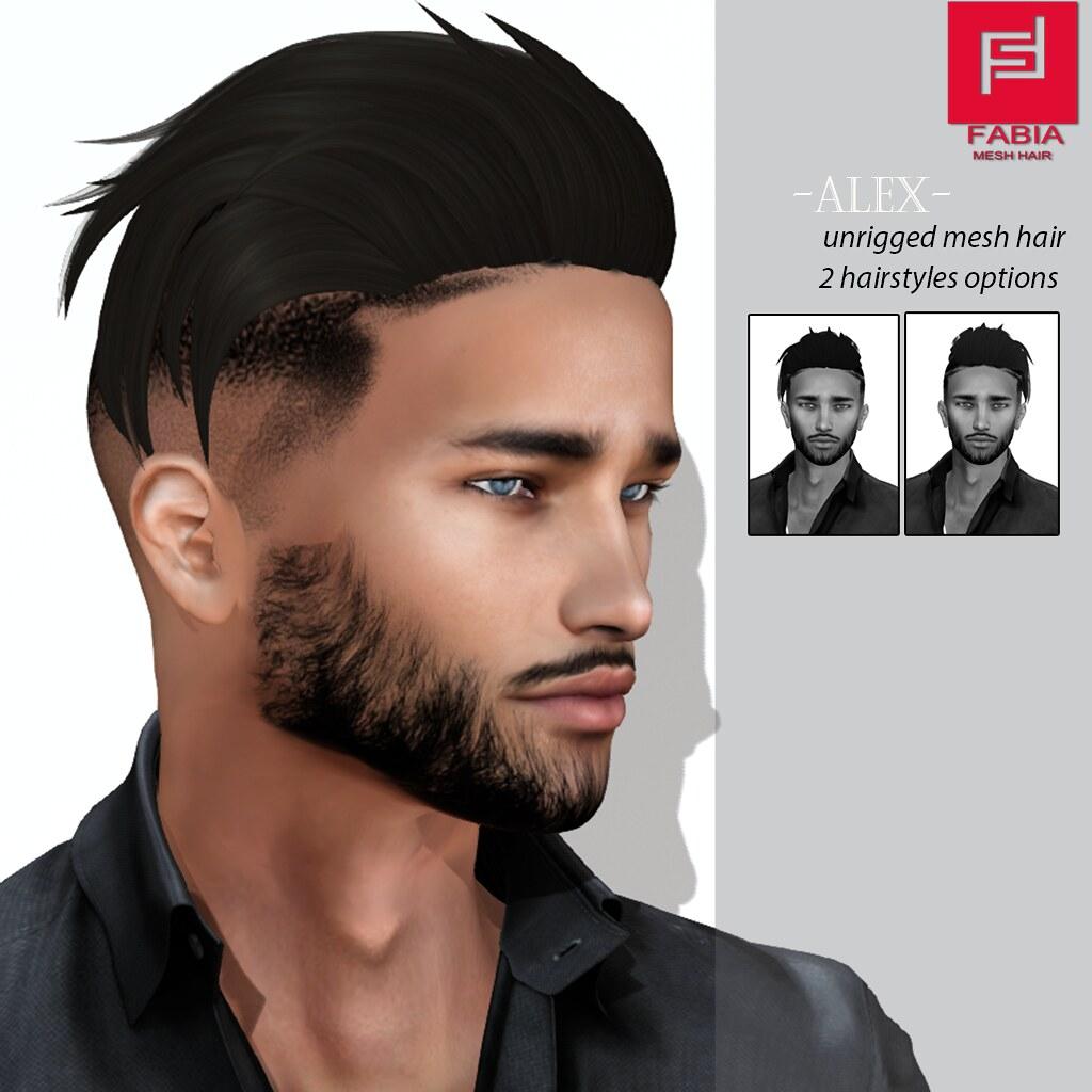 -FABIA HAIR- <Alex>