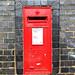 Saunderton Station Post Box