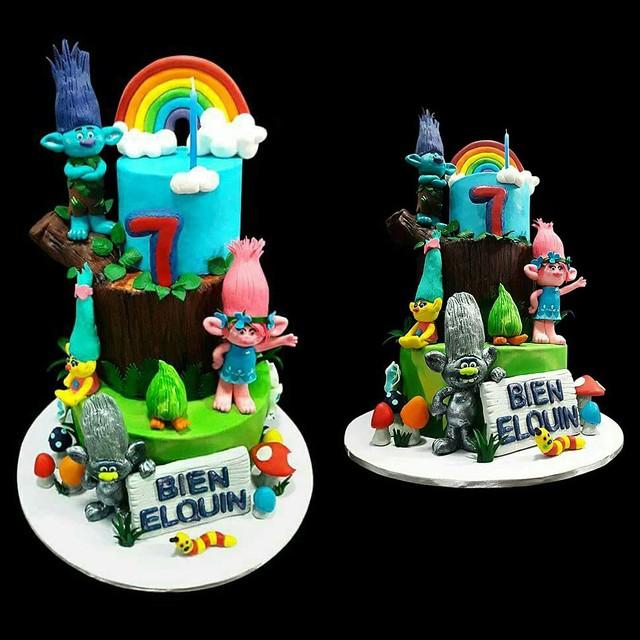 Cake by Ma. Abigail Tansiongco - Nartea