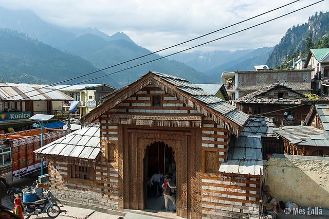 Rama temple en Vashisht