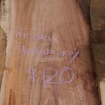 Khaya lumber