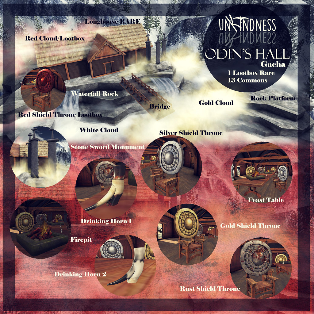 uk – Odins Hall Key Large Graphic