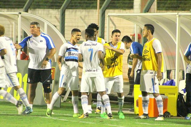 Copa São Paulo - Grêmio x Trindade/GO