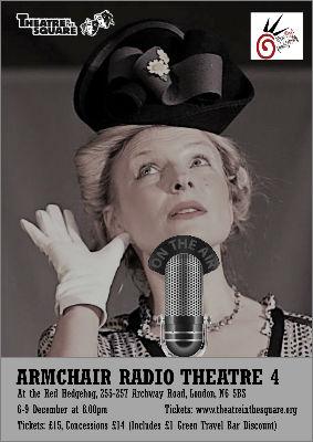Armchair Radio Theatre 4