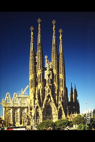 Barcelona's Sagrada Familia. From New Elections in Barcelona May Restore Tranquility and Tourism to Region