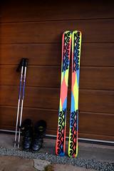 Freeride/freestyle lyže K2 Extreme Skis, dl. 159 c - titulní fotka