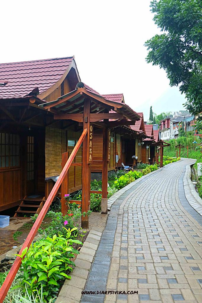 Sensasi Jepang Di The Onsen Resort Batu Food Travel And