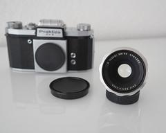 Zeiss Tessar 2.8 50mm