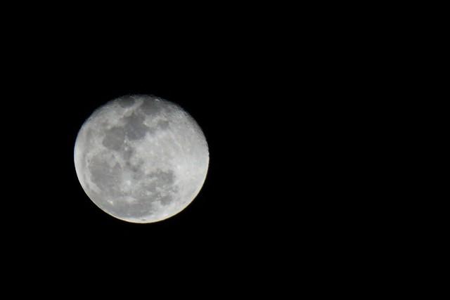 Wolf Moon 2018