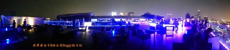 高雄夜景餐廳璀璨星空SKY BAR26