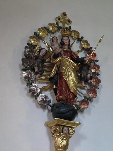 20170615 05 048 Jakobus Röns Kirche Maria Statue