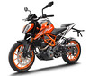 miniature KTM 390 Duke 2018 - 1