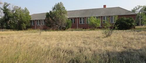 Old School (Huntley, Wyoming)