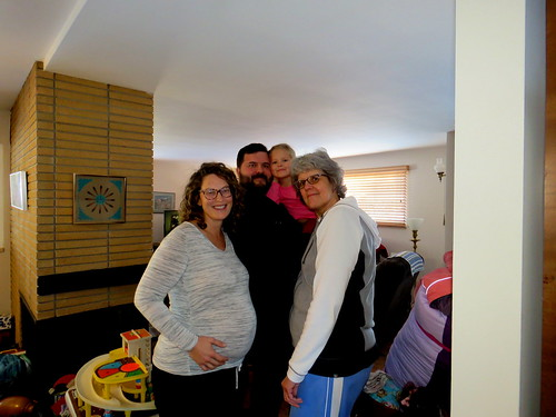 Emily, Caleb, Josie, & Carol