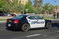 Irvine Valley College Police - Irvine CA - Dodge Charger (2)