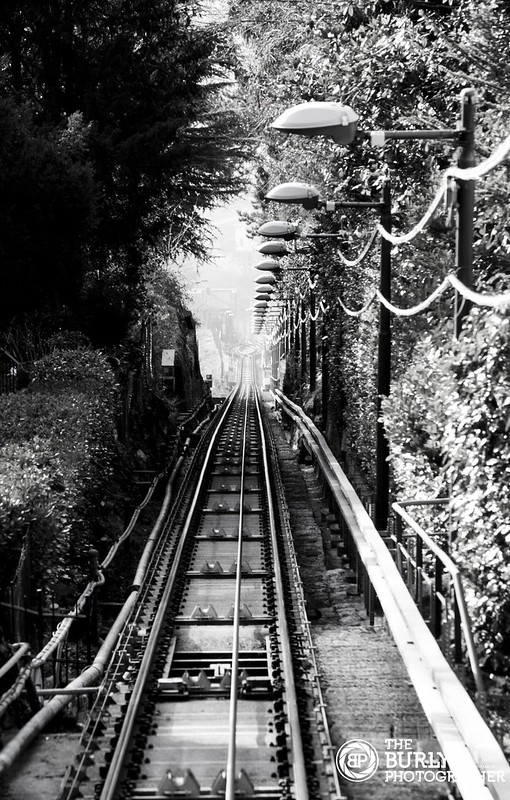 Going Down - Brunate Fenicular