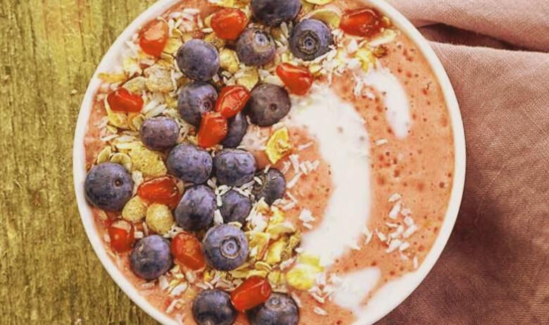 desayunando salud
