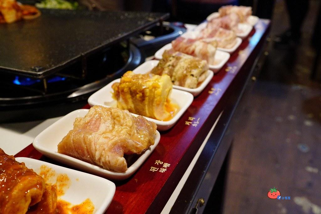 韓國首爾八色烤肉