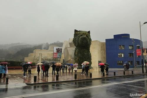 Bilbao pasado por agua